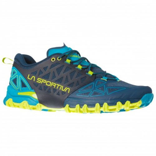 La Sportiva - Bushido II - Zapatillas de trail running size 41;41,5;42;42,5;43;44,5;45;45,5;46;46,5;47;47,5, negro/naranja/oliva/marrón;negro/gris;negro/marrón;azul
